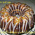 Cake marbré chocolat-orange / мраморный шоколадно-апельсиновый кекс