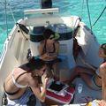 Deuxième sortie bateau