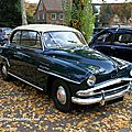 Simca aronde 1300 grand large (1956-1958)(Retrorencard novembre 2011) 00
