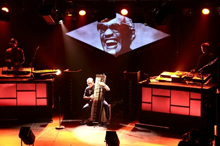 PICARDIE MOUV 2013 Lyre le temps Ray Charles
