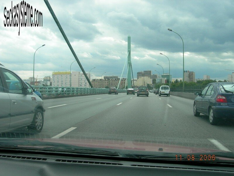 Paris-Pont D'Ivry