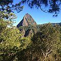 Trek à la réunion - mafate 11/10/2016 : aurère - roche plate