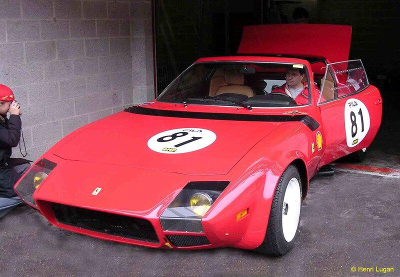 Ferrari 365 GTB4 spider NART #15965_02 - 1972 [I] HL_GF