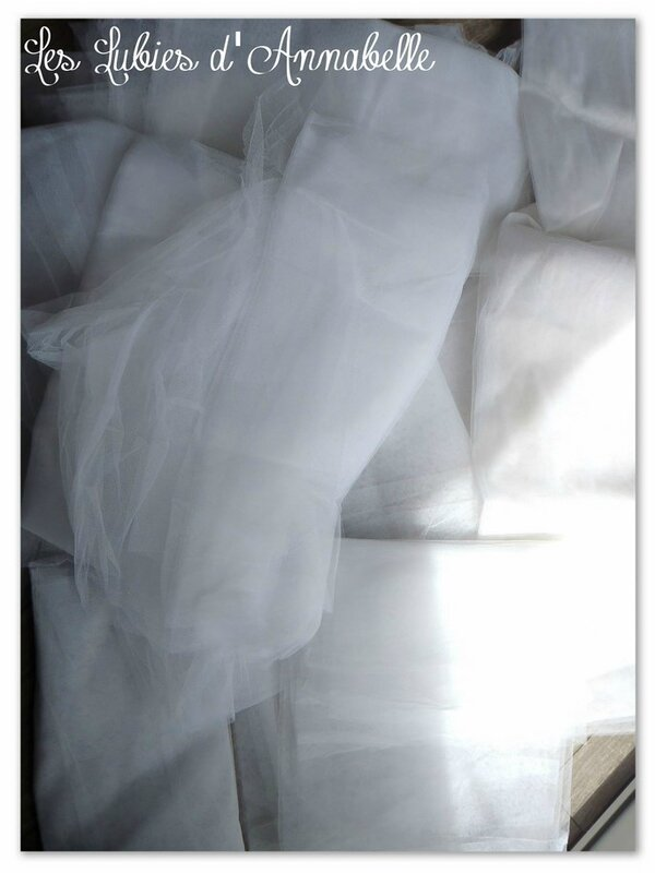chine tulle