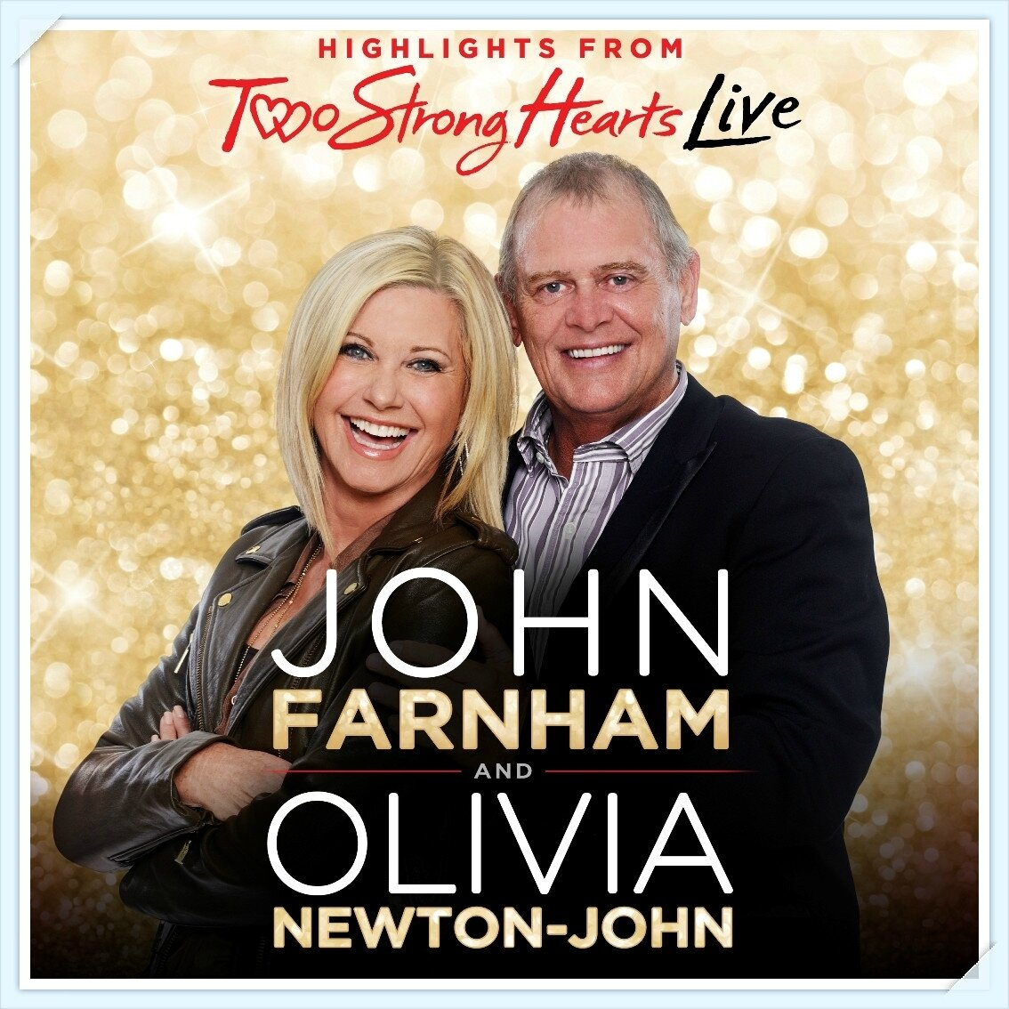 Olivia Newton John and John farnham