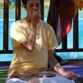 Pranayama ou exercices de respiration