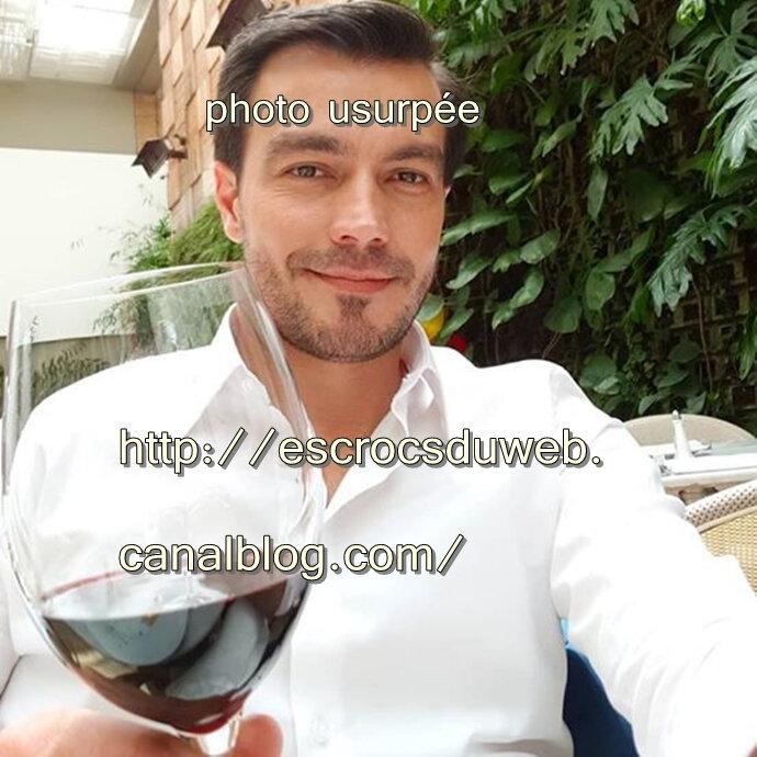 Luciano D'Alessandro - acteur , usurpé