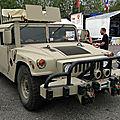 Hmmwv (high mobility multipurpose wheeled vehicle) ou humvee m998 1983-2014
