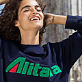 Alitalia capsule collection spring summer 2019 by alberta ferretti