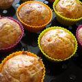 Muffins aux miettes de crabes