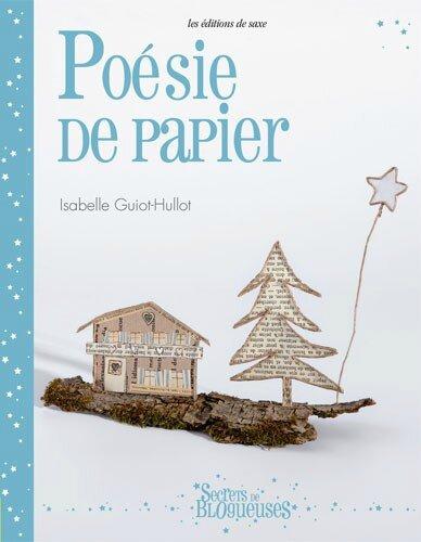 livre poésie de papier