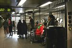 métro à Harlem
