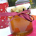 Gelée de pommes / poires
