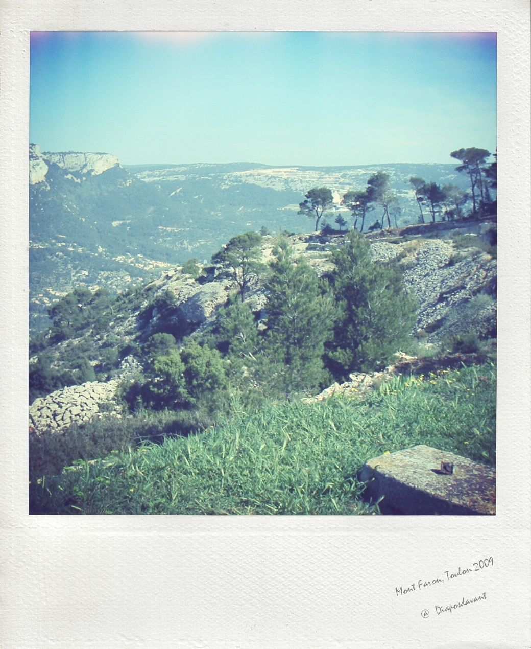 Mont faron, Toulon