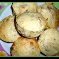 Mes 1ers muffins ^^