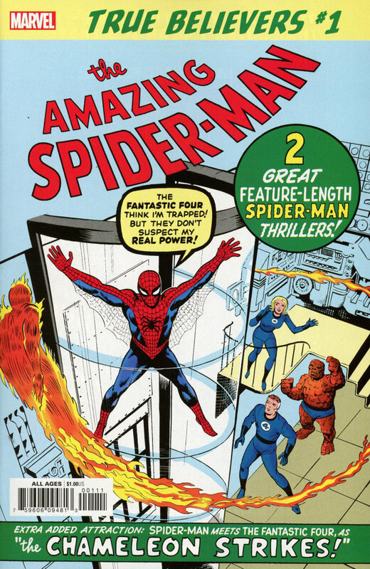 true believers amazing spiderman 01