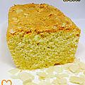 cake fondant amande et fleur d'oranger- la cuisine danna purple (1)