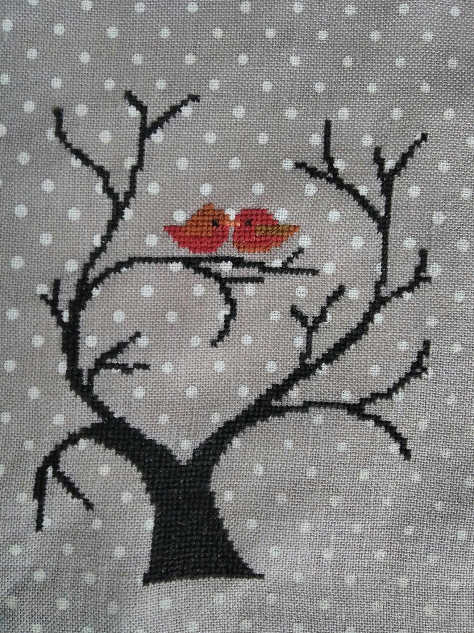 arbre de février