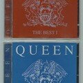 Queen Best of compilation en 2 volumes cd France