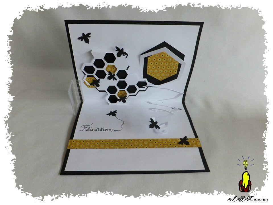 ART 2015 11 abeille kirigami 2