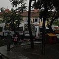 687-Une sortie mouvementée, sous la pluie...