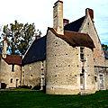 Le château de villemenant à guerigny