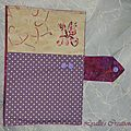 Pochette à documents format a5