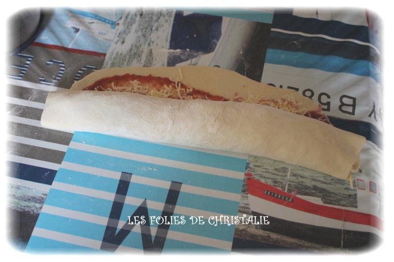 Pizza rolls 4