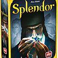Boutique jeux de société - Pontivy - morbihan - ludis factory - Splendor