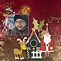Kit collab christmas pretty de tifscrap buzinette
