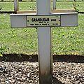 Soldat Émile GRANDJEAN