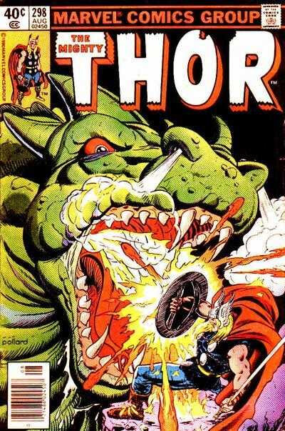 mighty thor 1966 298