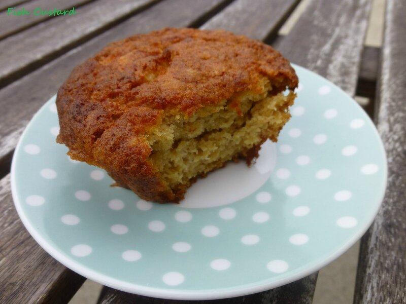 Muffins aux flocons d'avoine et pommes 2 (13)