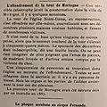 Tour ND Monde illustré 29 mars 1890 (coupure)