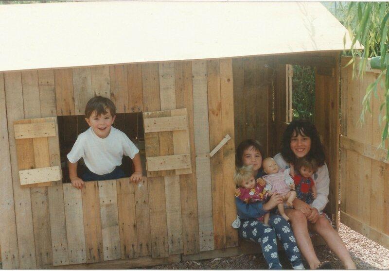Cabane enfants 1