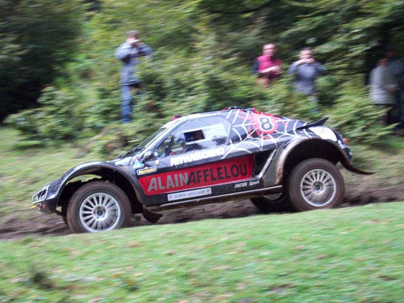 Rallye Tout Terrain des Cimes
