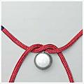 Attacher des noeuds étape par étape -comment faire un demi-noeud