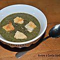 Soupe à l'ortie kipik