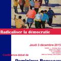 D rousseau radicaliser la démocratie