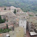 Vue sur San Gimignano 2