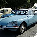Citroën ds break 1968-1975