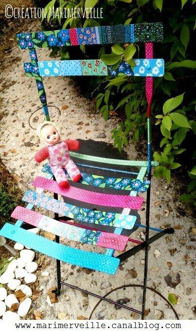 chaise fermob marimerveille N° 3