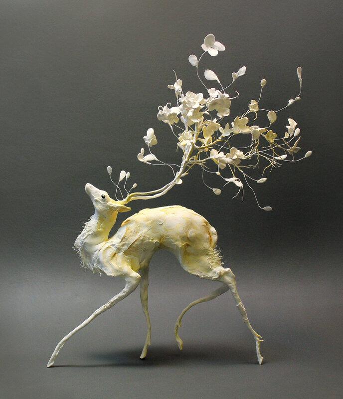 Sculptures-animales-et-végétales-de-Ellen-Jewett-01