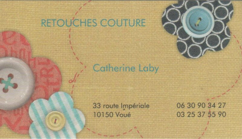 Laby Retouches couture