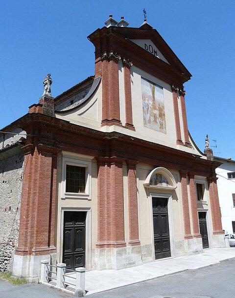 SILVANO D'ORBA (église)