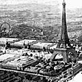 L'exposition universelle de paris 1889