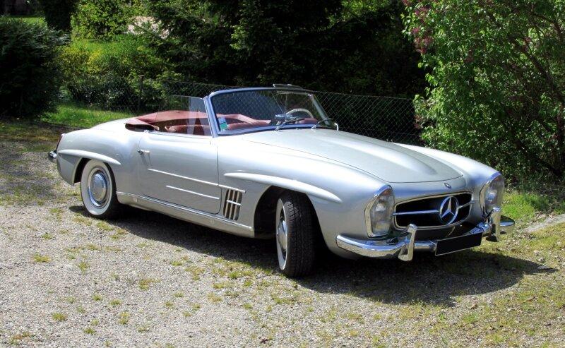 Mercedes 190 SL (Nordhouse) 01