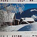 Val d'Abondance - domaine portes du Soleil datée 1991