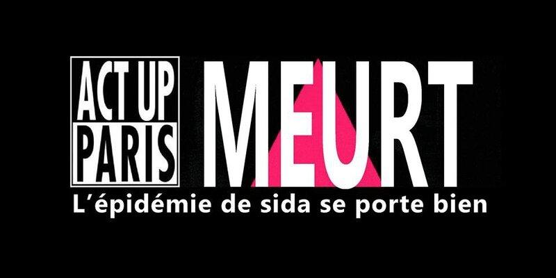 act up-paris_meurt
