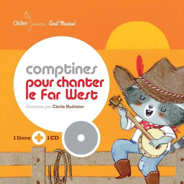 comptines far west
